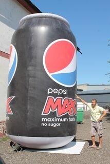 Pepsi tölkki 5m