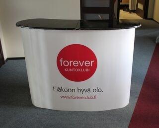 Forever Kuntoklubi pöytä