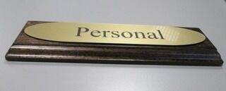 Uksesilt Personal