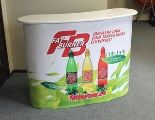Messupöytä FatBurner