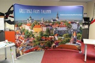 Mainosseinä Tallinn