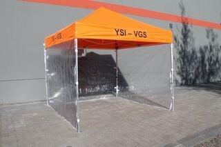 3x3m pop up teltta