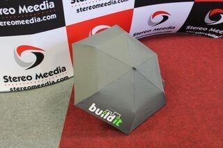 Logoga vihmavari Buildit