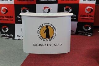 Suur esitluslaud Tallinna Legendid