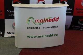 Big exhibition table Mainedd