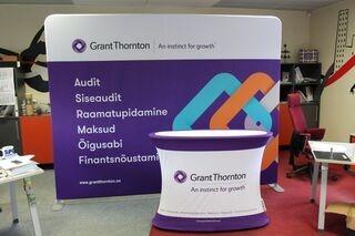 Easy seinä Grant Thorton