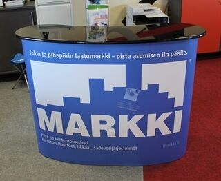Konferenssipöytä Markki