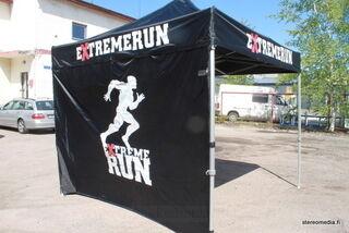 3x3m mainosteltta ExtremeRun