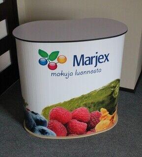 Esitluslaud Marjex