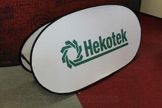 Reklaam Hekotek 200x100cm