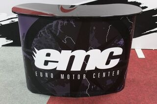 Euro Motor Center new counter