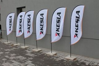 New flags for Kesla