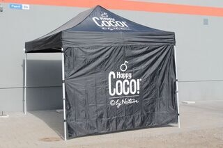 Happy Coco pop up tent