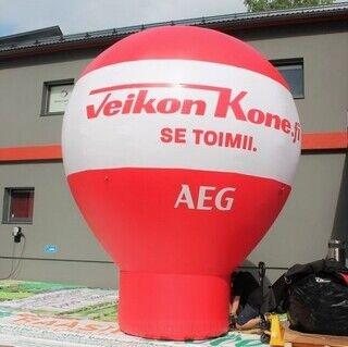 Veikon Kone advertising ball 5m
