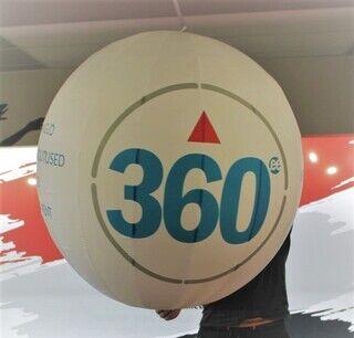 Advertising ball 1m