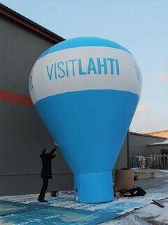 Visit Lahti advertising