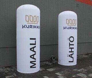 Reklaampostid 2,5m