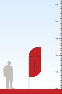 Surfilipp 2,5m