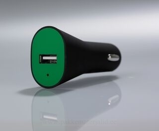 AUTOLAADIJA RUBBY, USB 1A 5. pilt