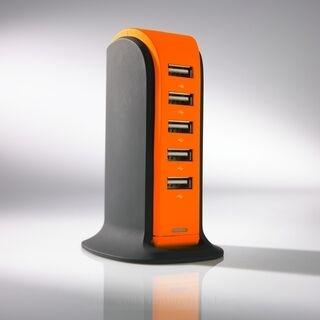 LAADIMISJAAM POWER TOWER, 5 USB 14. pilt