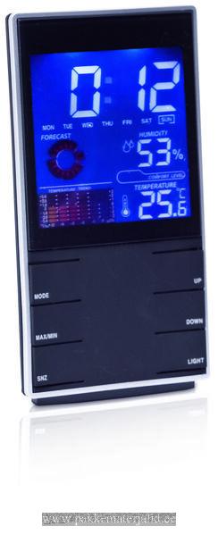 bb2980f2713 Ilmajaamad - Pakkematerjalid - Elektrooniline kell/ilmajaam Orcid